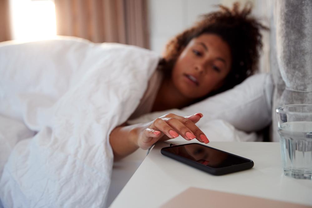 phone sleep
