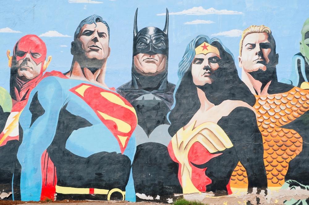 superheros pseudonymity