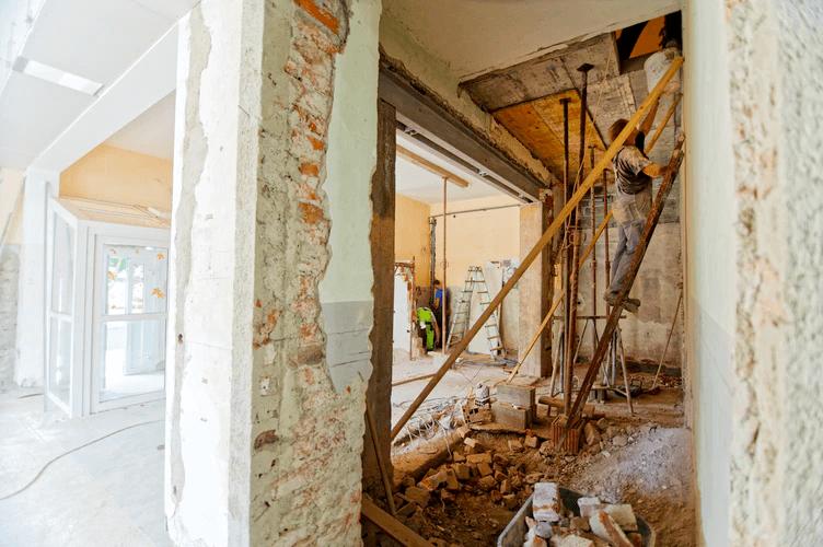 unfinished-indoor-renovation