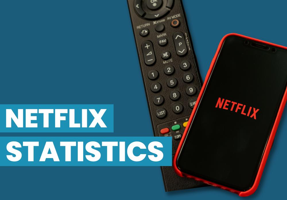 netflix statistics
