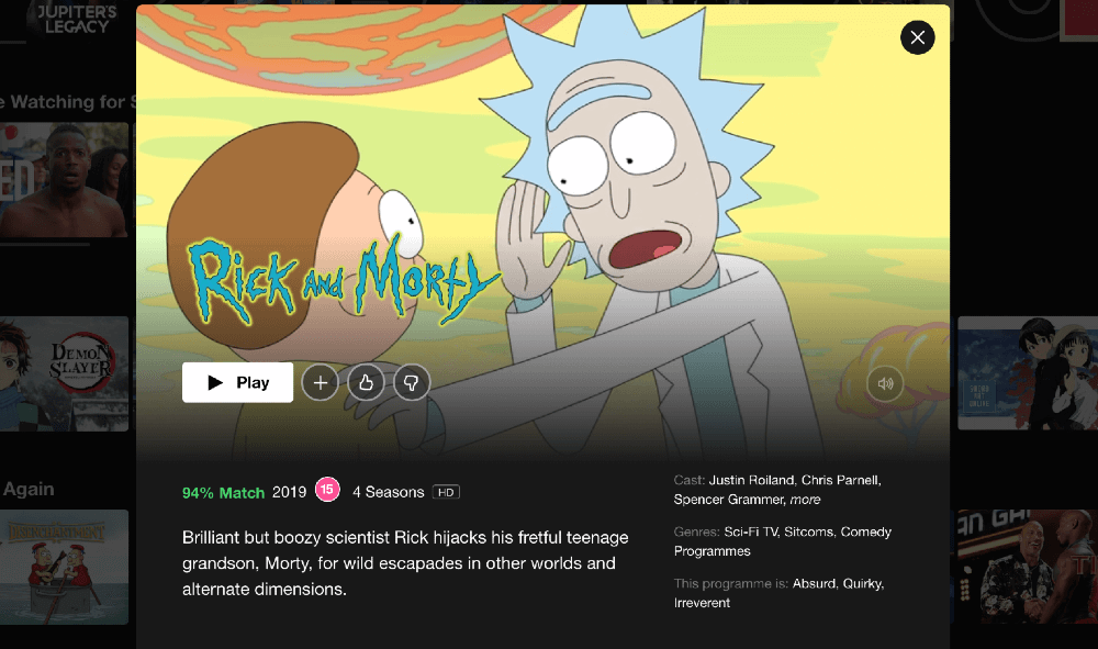 vpns are legal rick and morty
