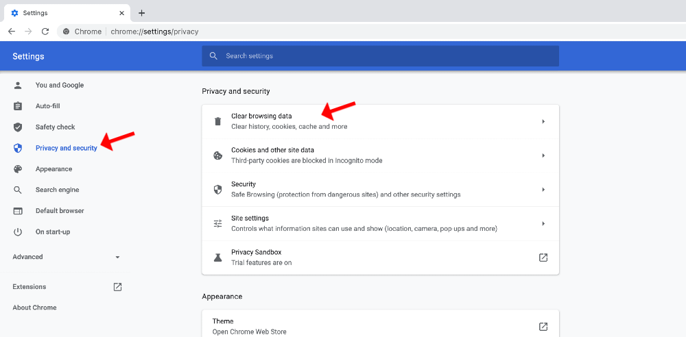 trouble shooting nordvpn netflix browser cache privacy