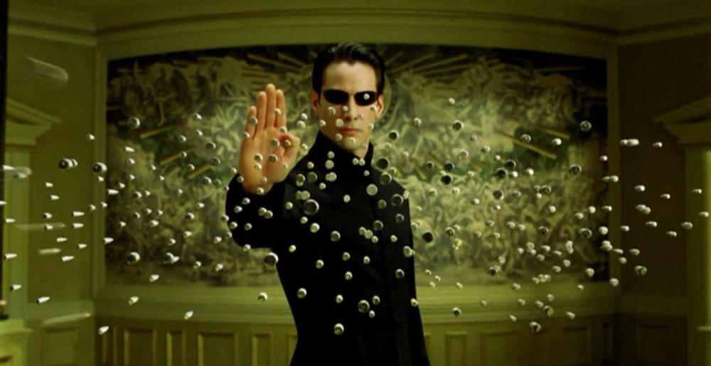 netflix nordvpn matrix