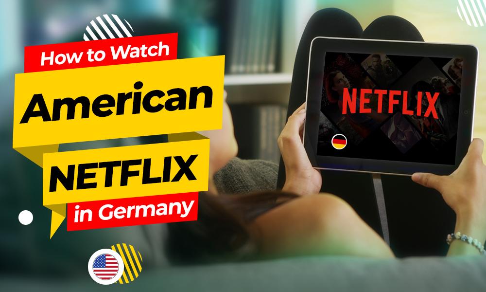 american netflix germany