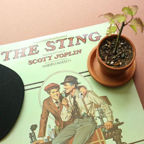 the sting movie soundtrack album